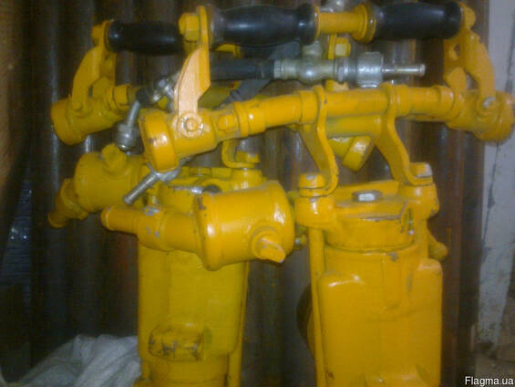 Перфоратор пневматический пп-36, пп-50, пт-48, ут-28, мо-2.