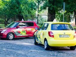 Практичні уроки водіння в автошколі «Drive Life»