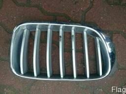 Правая часть решетки радиатора для BMW X4 F26 LCi рестайлинг