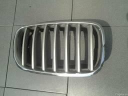 Правая часть титановой решетки радиатора для BMW X6 E71