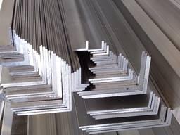 Кут алюмінієвий 10ммх10мм - 100мм×100мм