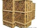 Прдам дрова дуб ясень акация клен щепу топочную микс отходы - фото 1