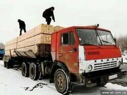 Предлагаем в аренду «КАМАЗ» 5410 полуприцеп