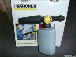 Предлагаем автомойки, пену, холодный воск Karcher