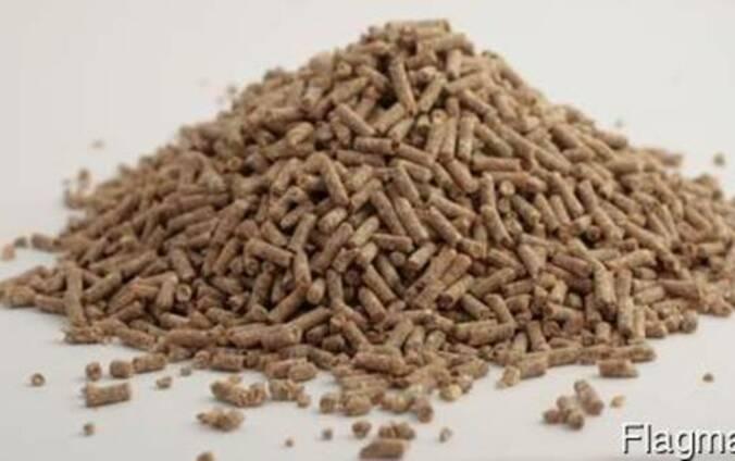 Предлагаем корм гранулированый