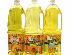 Предлагаем Рапсовое, Кукурузное, Соевое, Подсолнечное масло