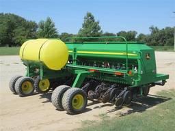 Предлагаем системы внесение жидких удобрений и КАС на зерновые сеялки