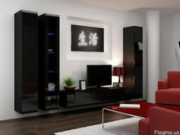 Предлагаем Вашему вниманию стенки в гостиную фабрики Cama m