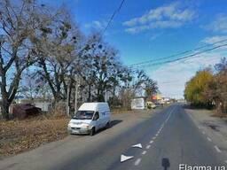 Предлагается к продаже участок на трасе БелаяЦерковь - Волод