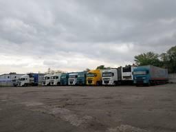 Предлагаю купить грузовое СТО р-н Петровского.