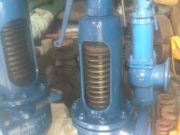 Предохранительный клапан LESER 441/442 ду80 ру16