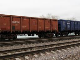 Предоставляем услуги по выгрузки и погрузки жд вагонов