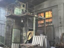 Предприятие продаст Дробомет42203 для очистки заготовок