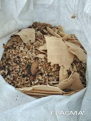Предприятие реализует Сухие кондитерские отходы !!!