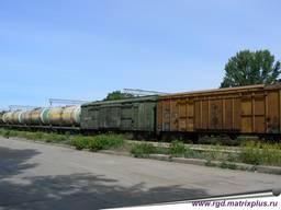 Предприятие закупает на постоянной основе ж/д вагоны.