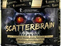Предтрен Kevin Levrone Scatterbrain 222 g /60 servings/. ..