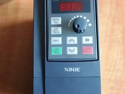 Преобразователь частоты однофазный 0, 75 кВт VB5N-20P7