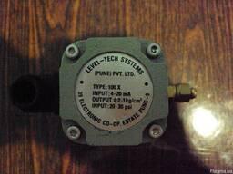 Преобразователь электропневматический type 100x