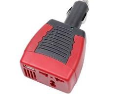 Преобразователь напряжения (инвертор) 75Вт Ootdty DC 12В to AC 220В c USB выходом