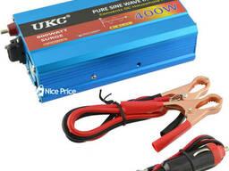 Преобразователь напряжения(инвертор) UKC 12-220V 400W с...