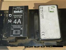 Преобразователь тока 12 -24v на Daf