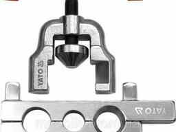 Прес для ручного розширення труб, Набір Ø 22-28 мм YT-2182