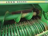 Прес-підбирач (пресс-подборщик) John Deere 332 - фото 5