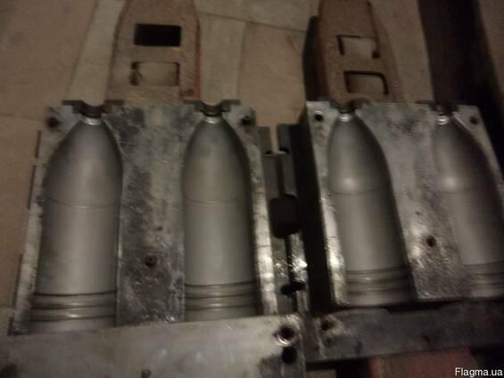 Пресформа ВЛ 1,5л №97 для машини пневмоформувальної МПФ