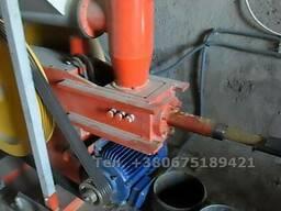 Пресс брикетировщик ударно-механический 4-5 тонн/сутки. - фото 4