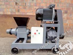 Пресс для брикетов для угольной пыли, легнина, торфа до 1000 кг/час