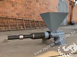 Пресс для брикетов из отхода подсолнечника (рабочая часть без двигателя, рамы, электрики)