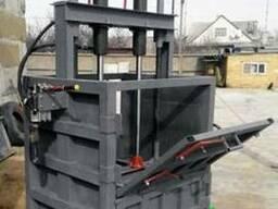Пресс для макулатуры и ПЭТ бутылки усилием от 3 до 32х тонн