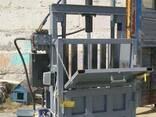 Пресс для макулатуры, ПЭТ, пленки на 8 тонн - фото 2