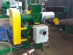 Прес для виробництва паливних брикетів 400 кг/час
