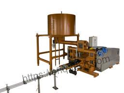 Пресс для производства топливных брикетов ПБУ-080-900 М