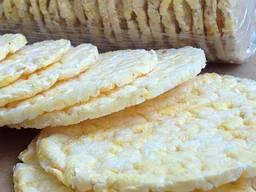 Пресс для зерновых хлебцев 720 шт/ч