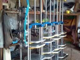 Пресс.Е8-ОПГ на 24 формы после ремонта.гарантия.цена 43000