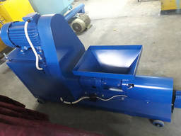 Пресс экструдер для изготовления топливных брикетов ПШ- 190