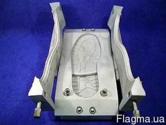Пресс форма обувная