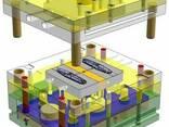 Пресс-формы для литья из пластмасс - фото 3