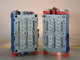 Пресс-формы для литья пластмасс под давлением