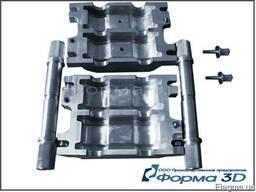 Пресс-формы для литья металлов