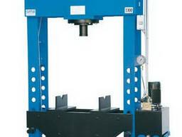 Пресс гидравлический 100 тонн OMA 666