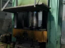 Пресс гидравлический Д2434 ус.250 т. с.