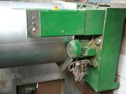 Пресс гидравлический для брикетования древесных отходов