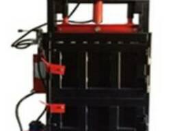 Пресс гидравлический для отходов макулатуры,плёнки,пэтбутылк
