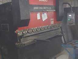 Пресс гидравлический гибочный Yangli WC67K 63*2500
