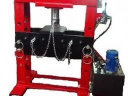 Пресс гидравлический напольный 100 тонн