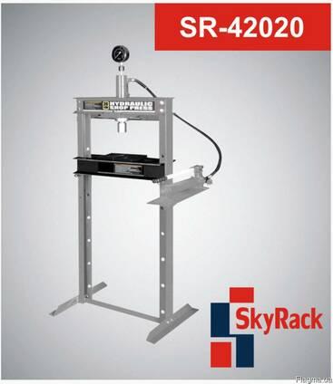 Пресс гидравлический напольный SR-42020, 20 т.