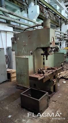 Пресс гидравлический одностоечный П6326 (40 тонн)